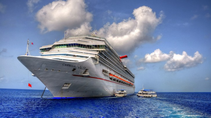 Wallpaper Cruise Ship Carnival Valor   Wallpapers HD Download 728x408