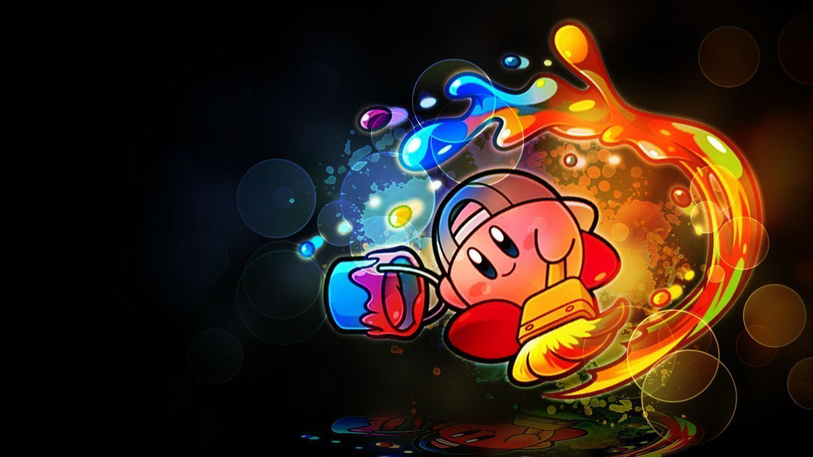 Kirby HD Wallpapers and Background Images   stmednet 1600x900