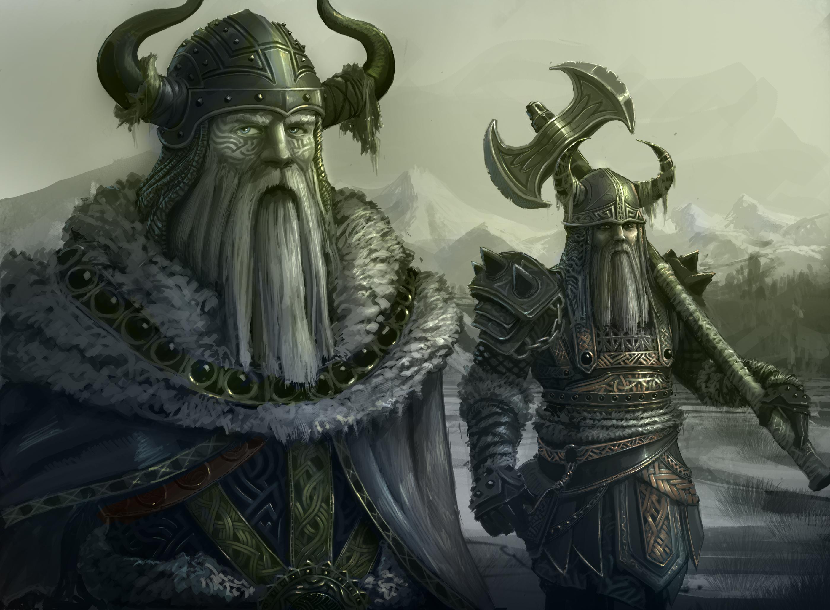 47 Viking Warrior Wallpaper On Wallpapersafari