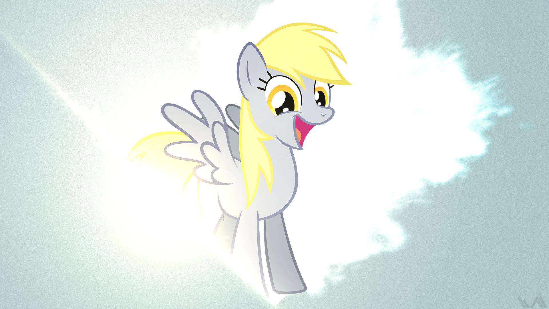 My Little Pony Derpy Hooves wallpaper 222277 1920x1080