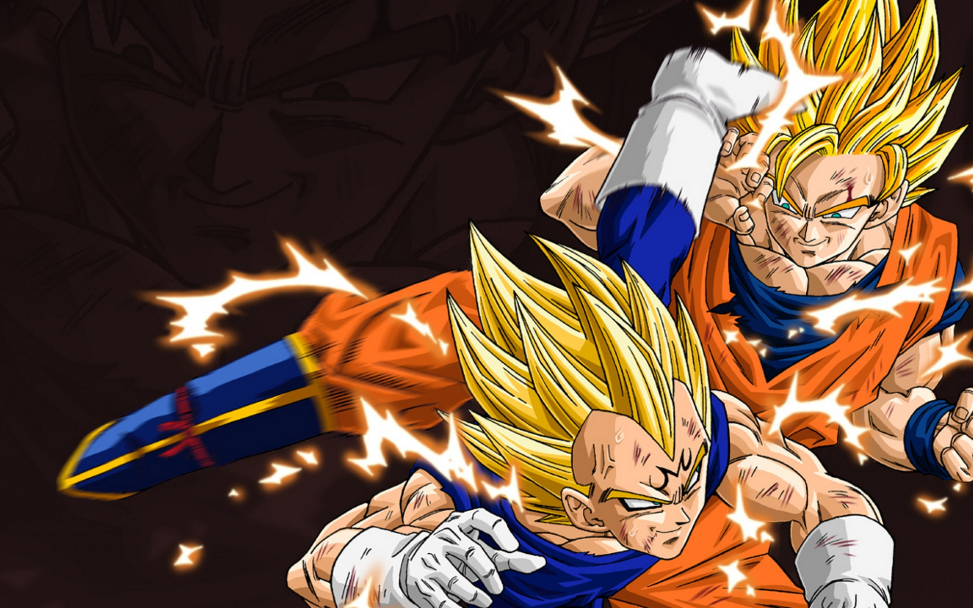 Dragon ball z 1080p wallpaper wallpapersafari - Images dragon ball z ...