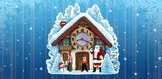 live christmas countdown desktop wallpaper