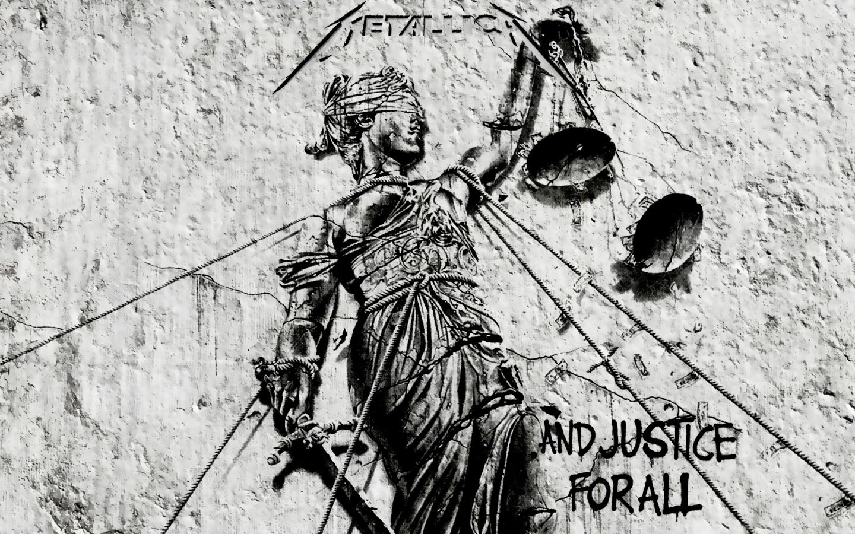 Papel de Parede Metallica   And Justice for All Wallpaper para 1440x900