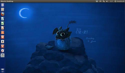 SlideWall Live Wallpaper Utility for Ubuntu 130412101204Linux 500x292