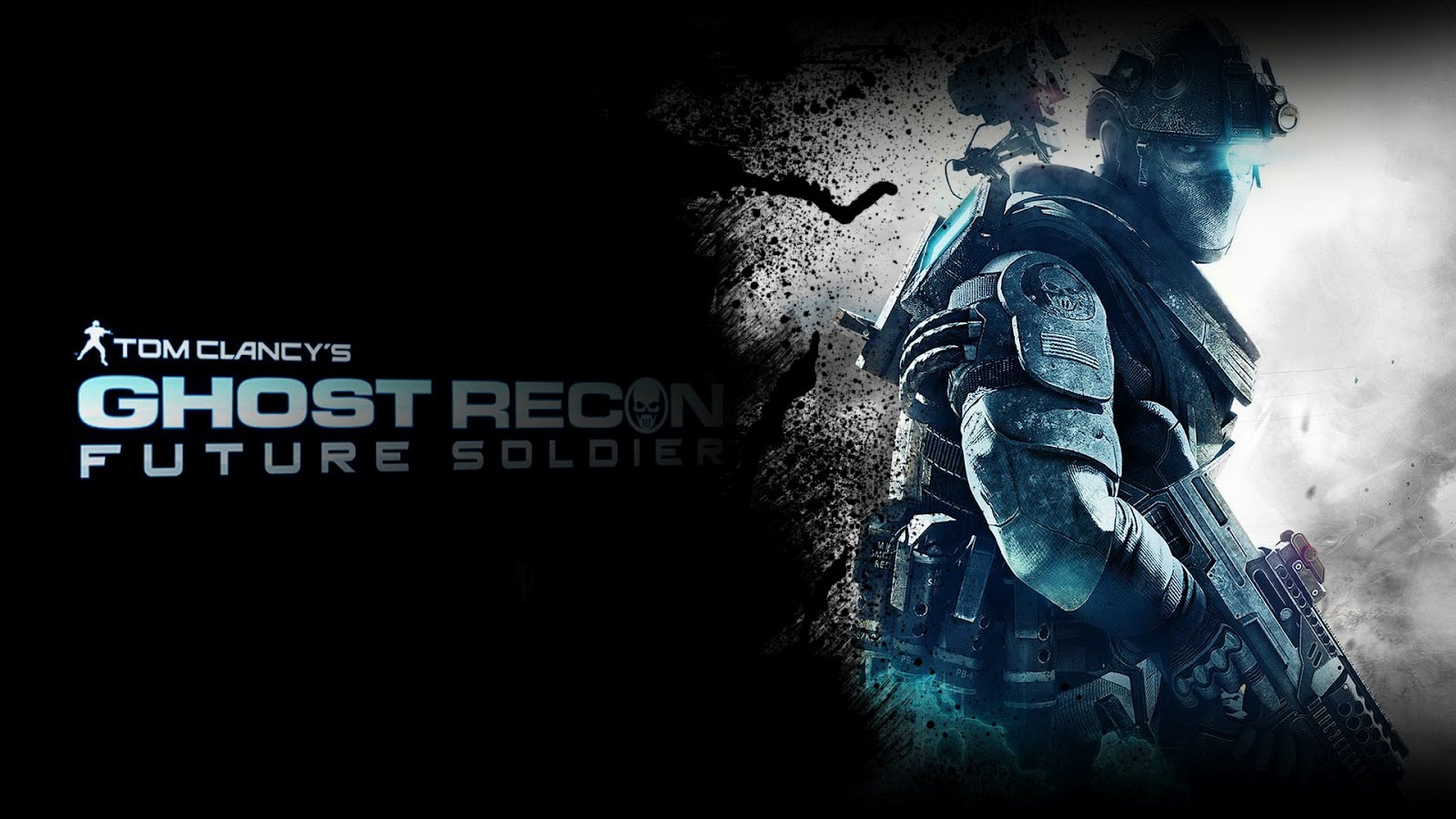 Ghost Recon Future Soldier Hd Wallpapers   GamesCay 1600x900