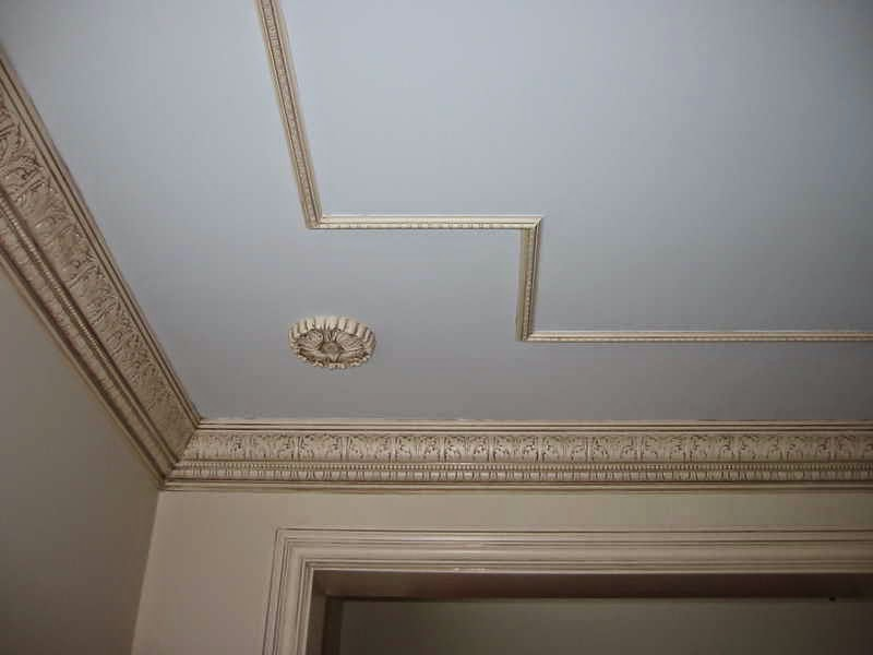 Luxury crown molding design photo is one of the best wallpapers 800x600