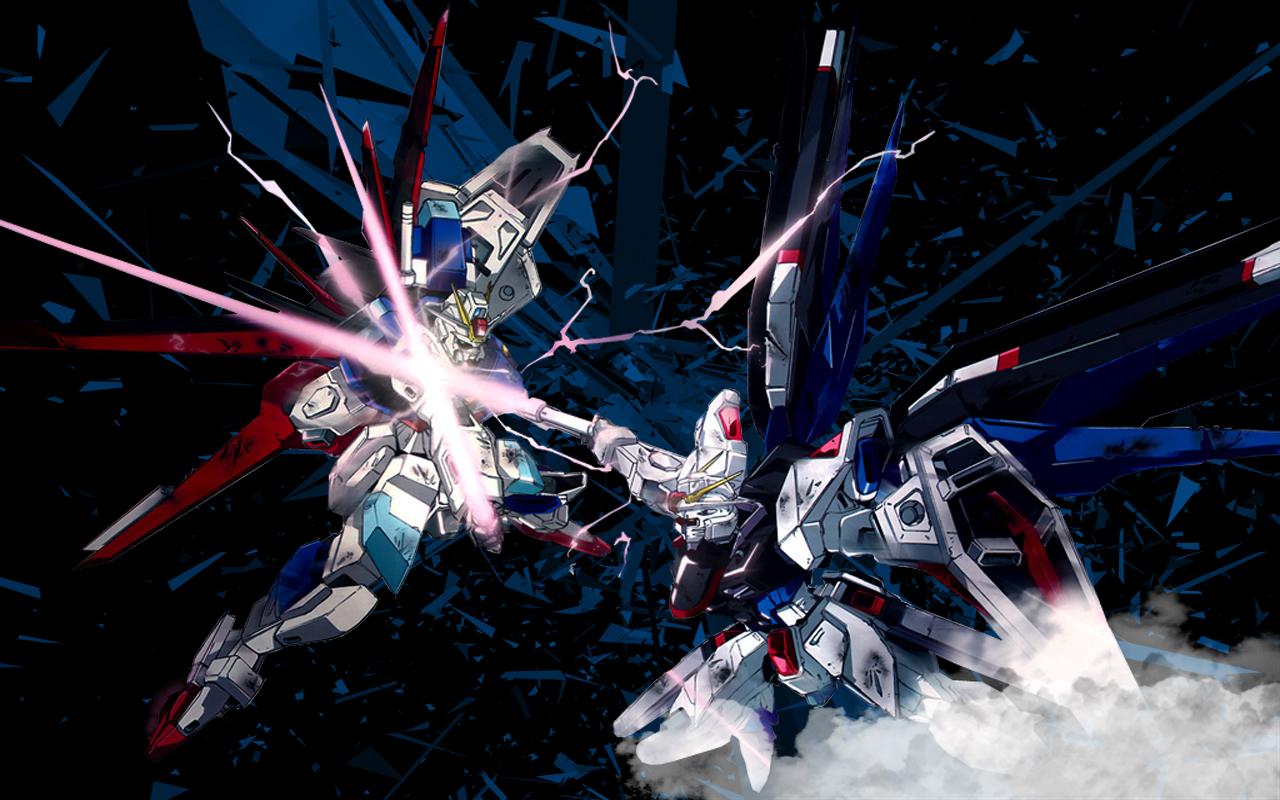 76 Destiny Gundam Wallpaper On Wallpapersafari