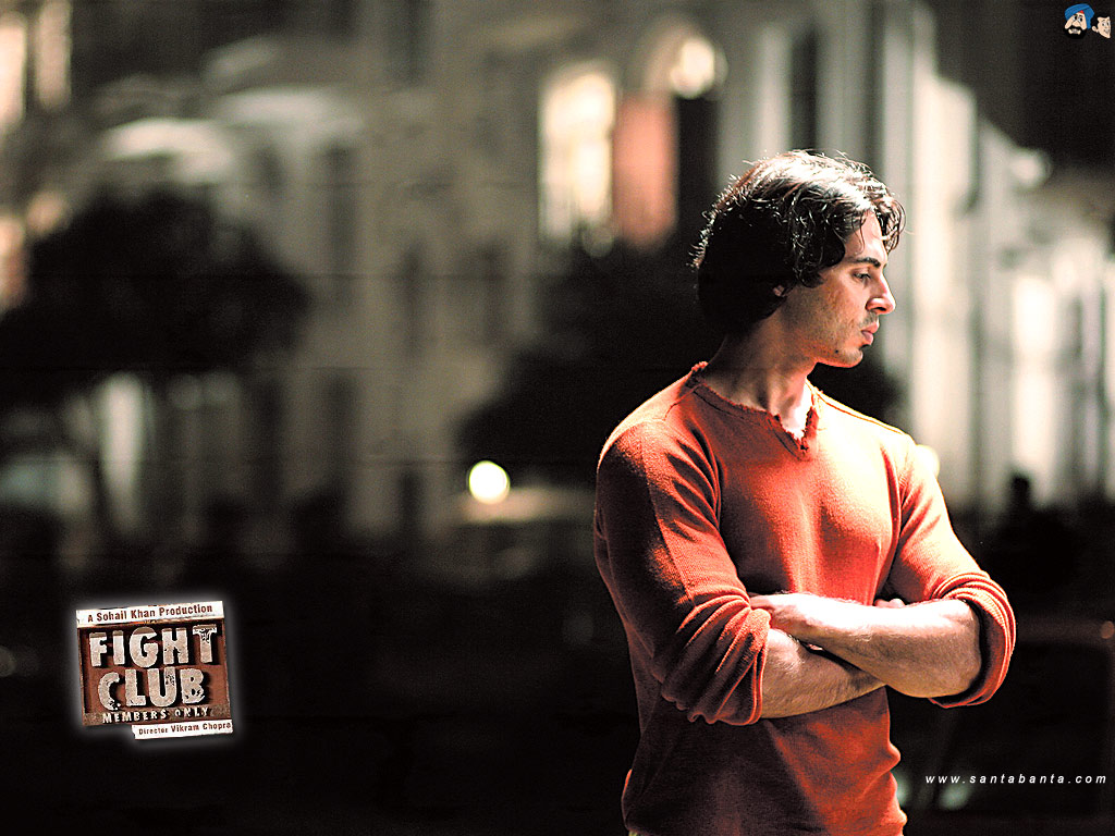 Fight Club Movie Wallpaper 9 1024x768