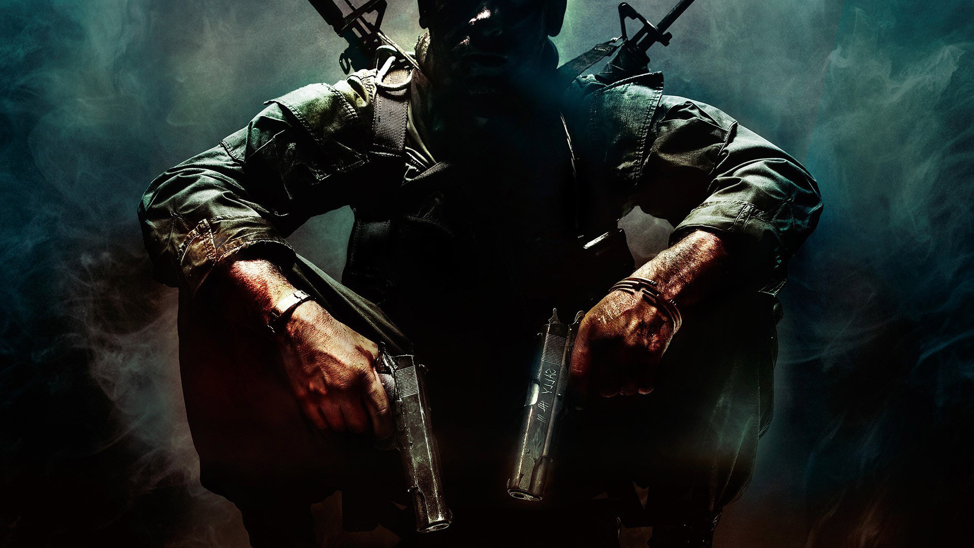 Download Call of Duty   A Black Ops wallpaper 1920x1080