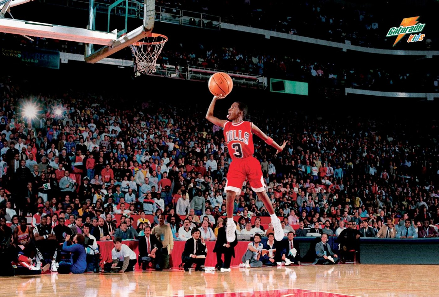 Pics Photos   Michael Jordan Dunk 49 116557 For Desktop 1400x948