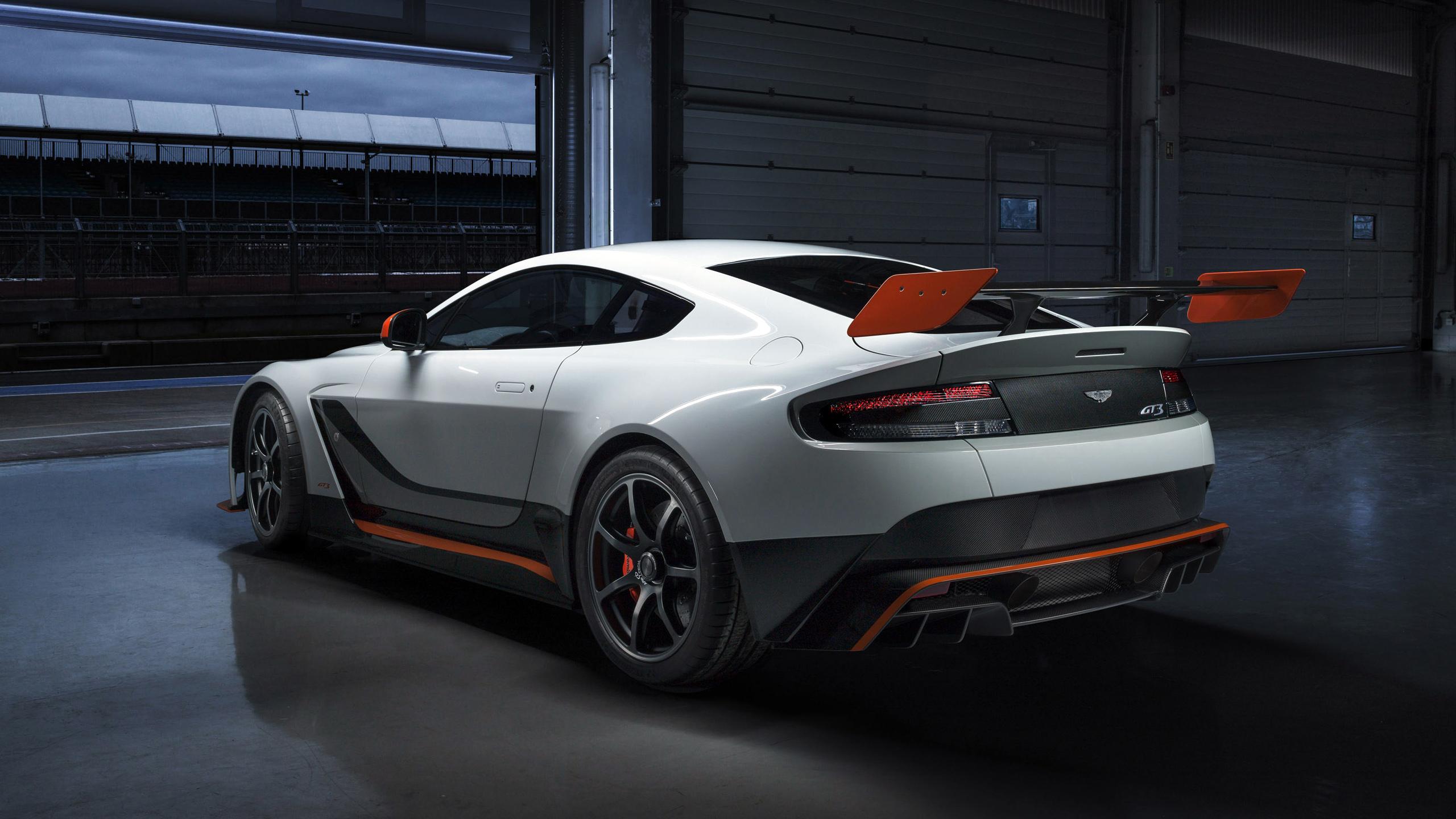 2015 Aston Martin Vantage GT3 Special Edition 3 Wallpaper HD Car 2560x1440