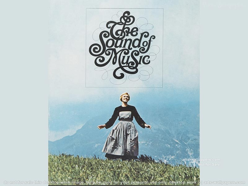 The Sound of Music Wallpapers Poster Print Desktop Backgrounds 800x600