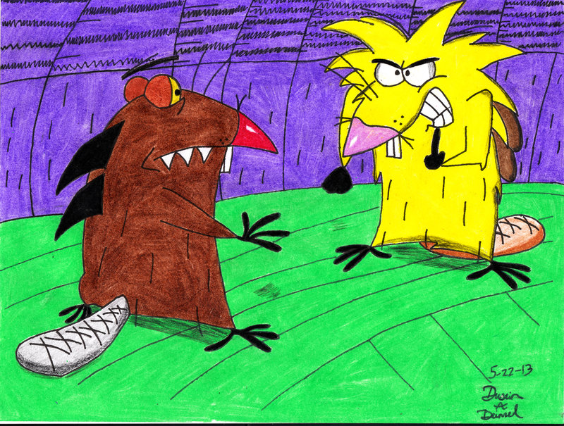 Angry Beavers Norbert Voice Actor The angry beavers norbert goes to 800x605