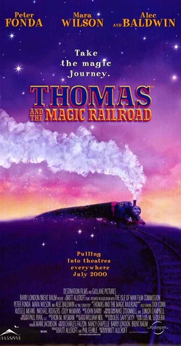 Thomas and the Magic Railroad 2000   IMDb 630x1200