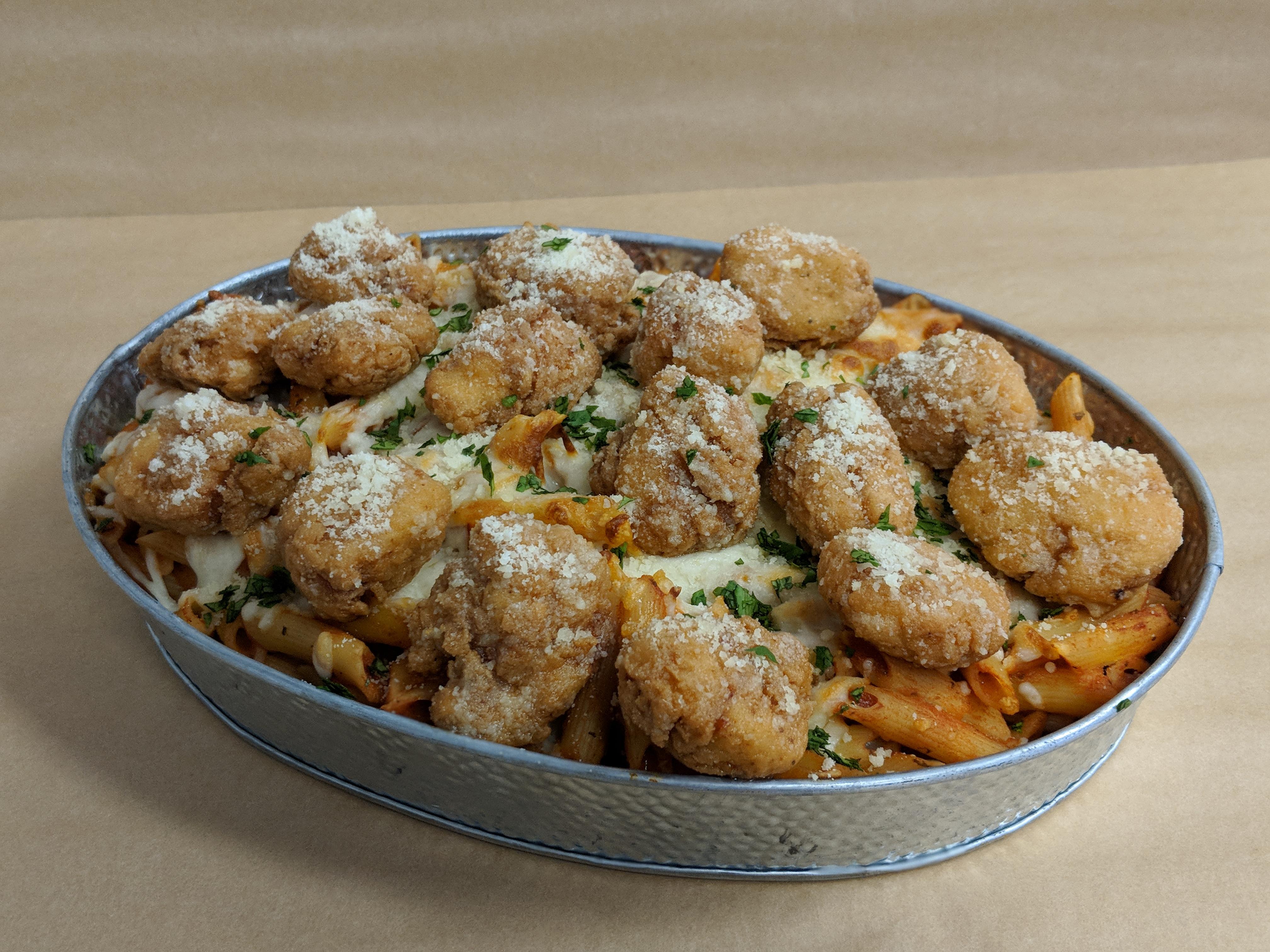 Garlic Parmesan Pasta   Wreck Your Breath Its Worth It   WINGSIDER 4032x3024