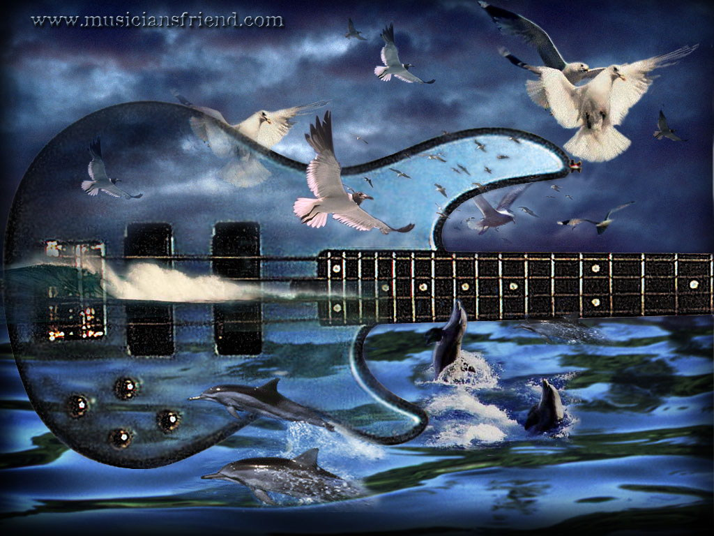 Wallpaper Guitar Wallpaper download Guitar Wallpaper 1024x768