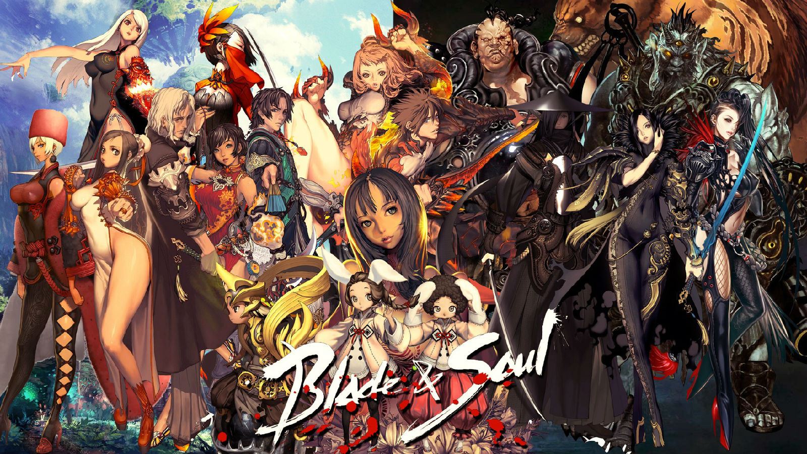 File Name 981250 Best Anime Wallpaper Blade And Soul 981250 Anime 1600x900