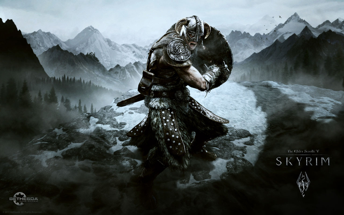 Skyrim fan Then download these beautiful Skyrim wallpapers 700x437