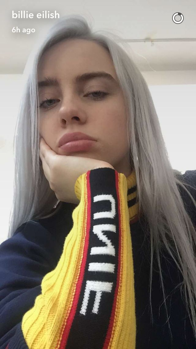 17 Best images about Billie Eilish Chole 640x1136