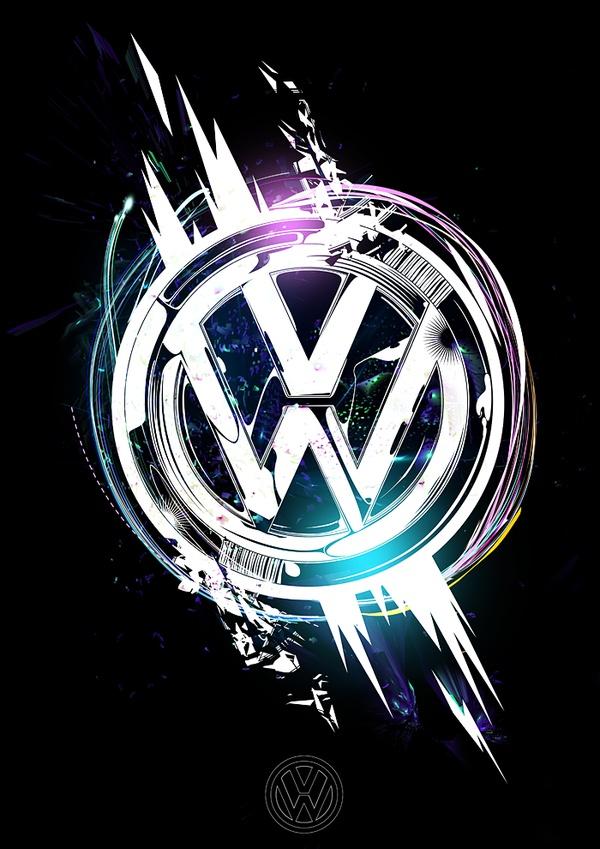 sweet take on the VW logo VW Logos Pinterest Logos Sweets and 600x849