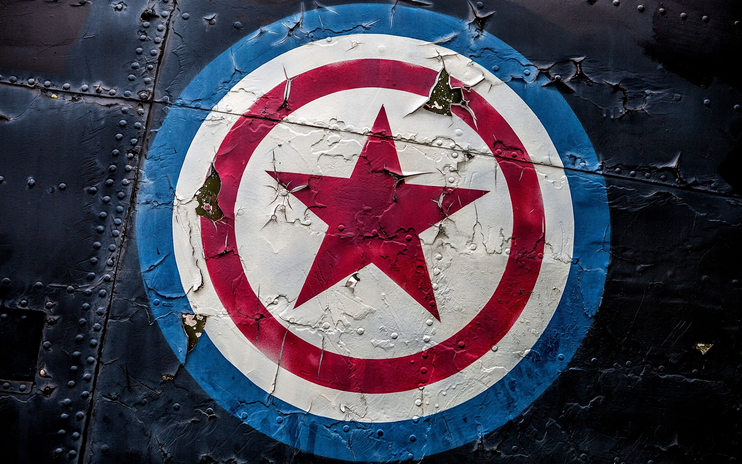Captain America logo wallpapers and images   wallpapers pictures 2560x1600