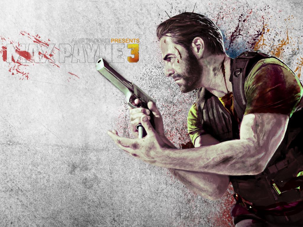 Max payne 3 Wallpaper by el matador amir 1024x768