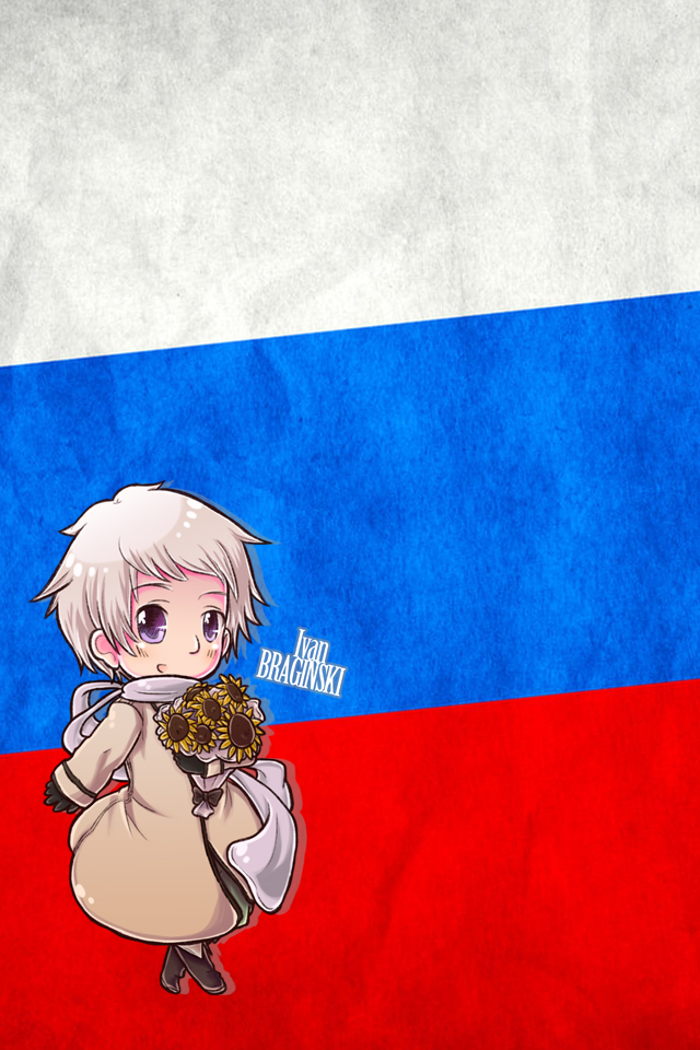 Hetalia iWallpapers   Russia by Dreamweaver38 640x960