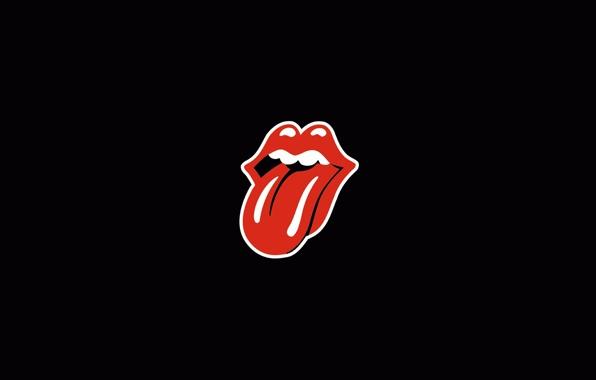 Wallpaper rolling stones rock logo wallpapers music   download 596x380