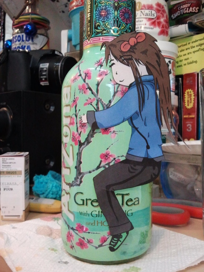 Hehehe Arizona Green Tea is the best by 55996 774x1032