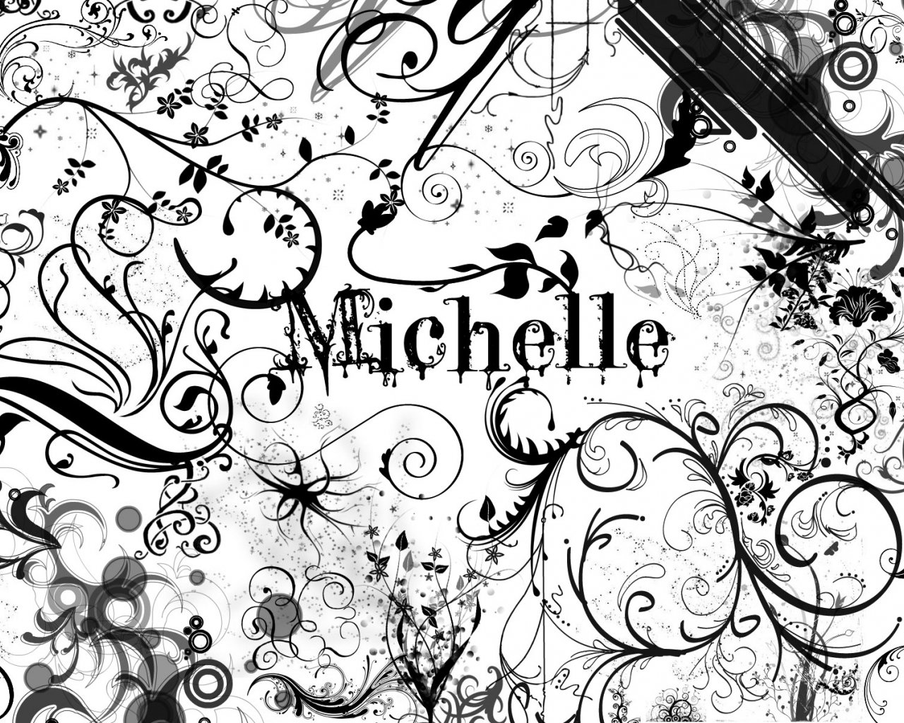 download Michelle Name Wallpaper Images Pictures Becuo 1280x1024