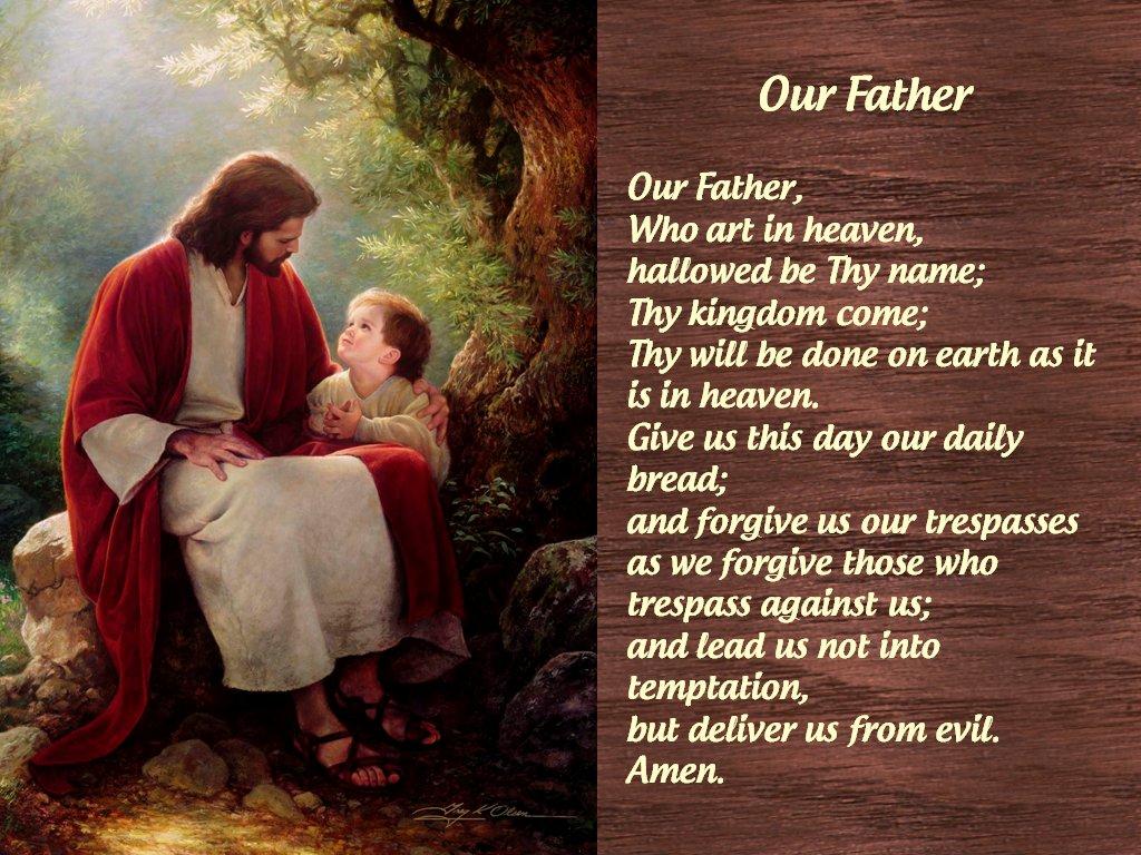 Faith Warriors Our Father Prayer 1024x768