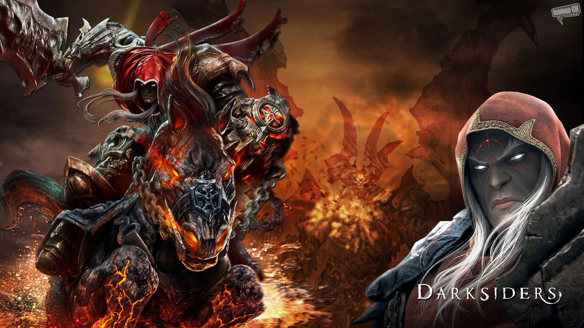 War Darksiders wallpaper 181724 1920x1080