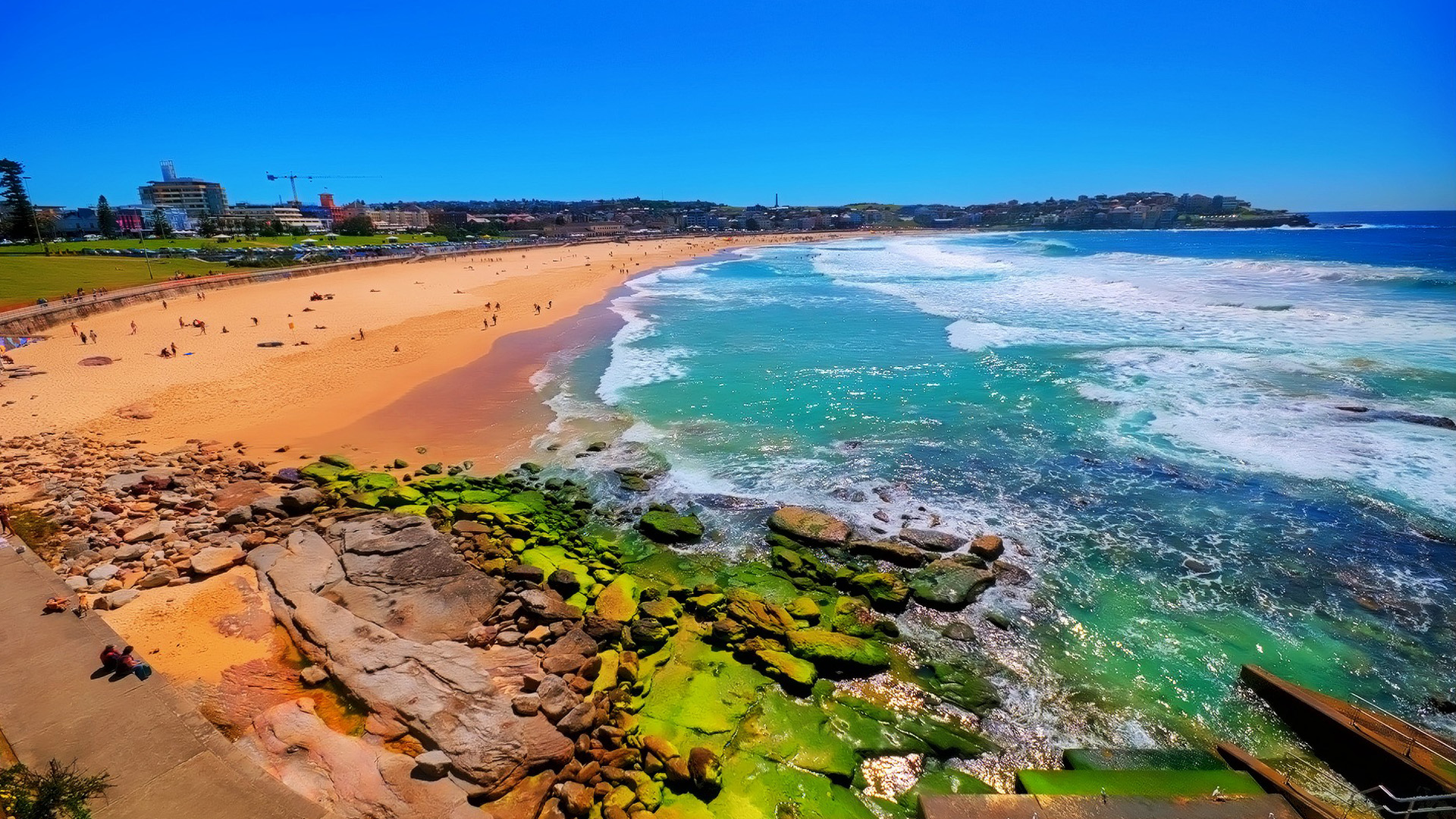San diego beaches scenery wallpaper Beach Pictures and images 1920x1080