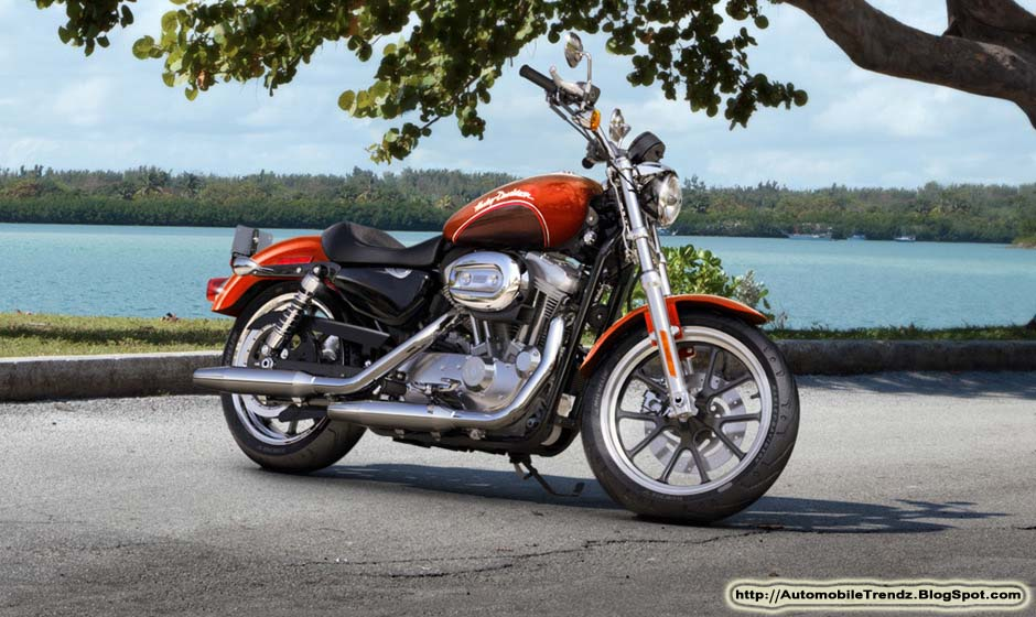 Automobile Trendz Harley Davidson Sportster Superlow Wallpapers 940x560