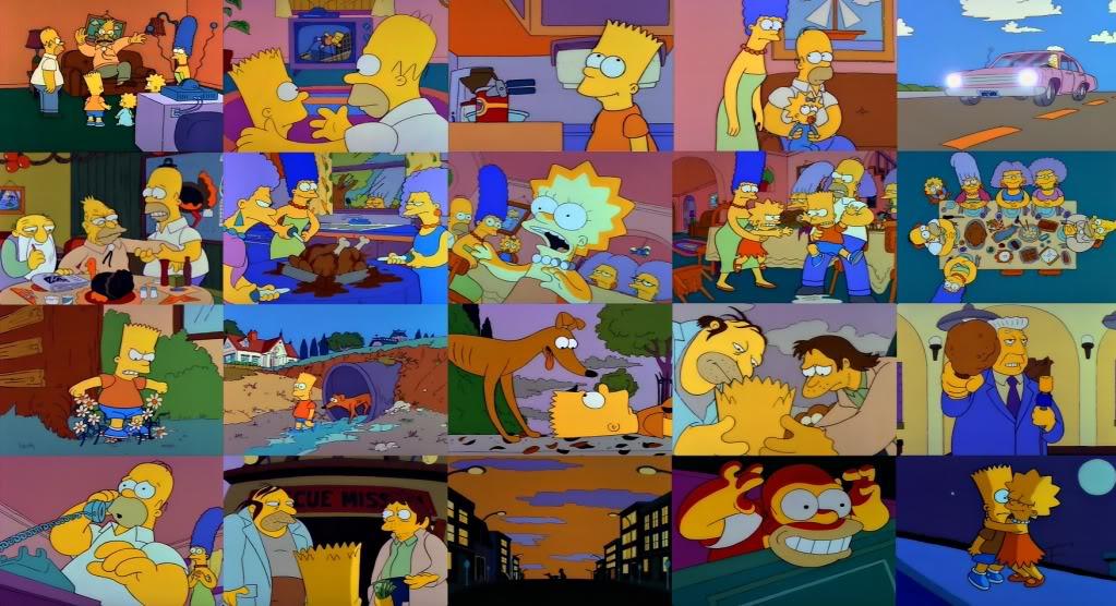 Bart Vs Thanksgiving Wallpaper Bart Vs Thanksgiving Desktop 1023x556