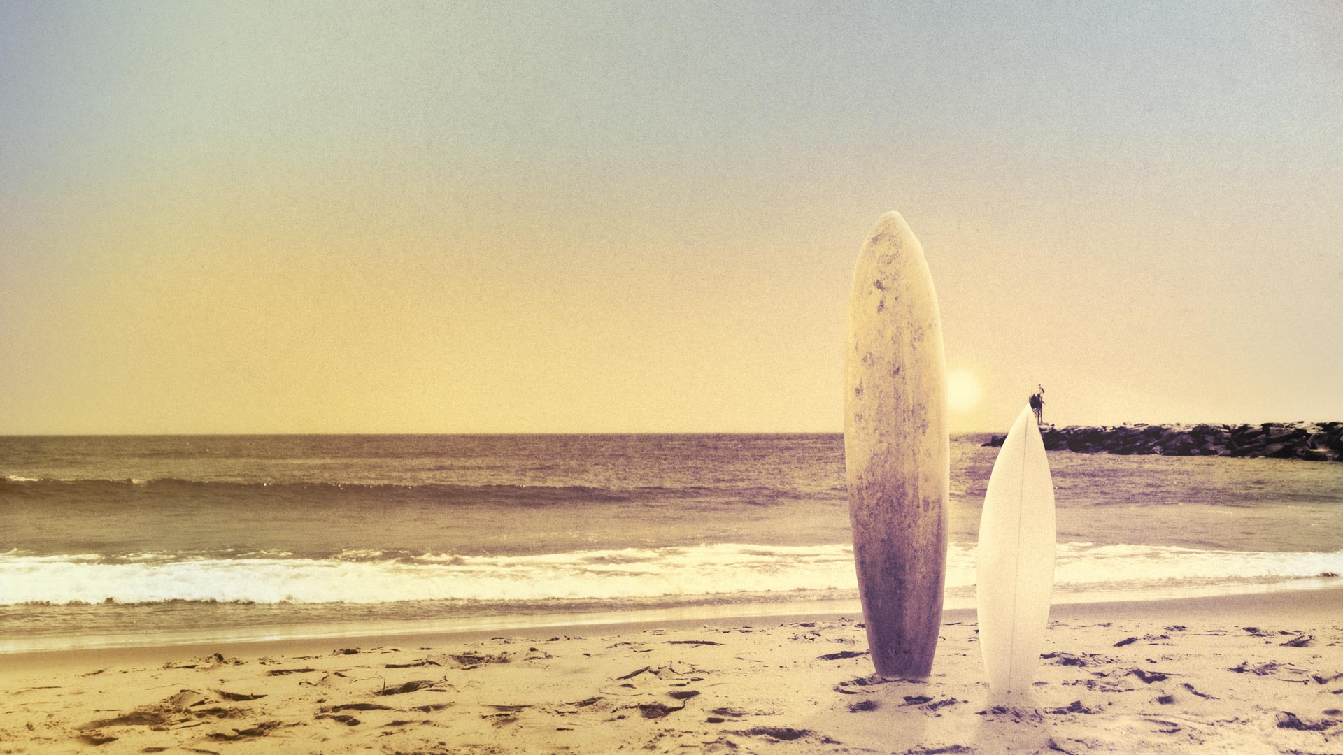 Vintage Surfboard wallpaper Live HD Wallpaper HQ 1920x1080