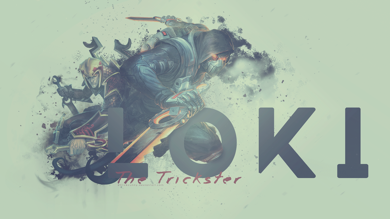SMITE   Loki The Trickster by Shlickcunny 1280x720