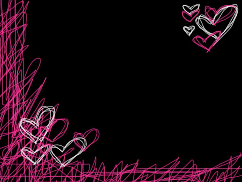 Backgrounds Hearts Cool hearts 800x600
