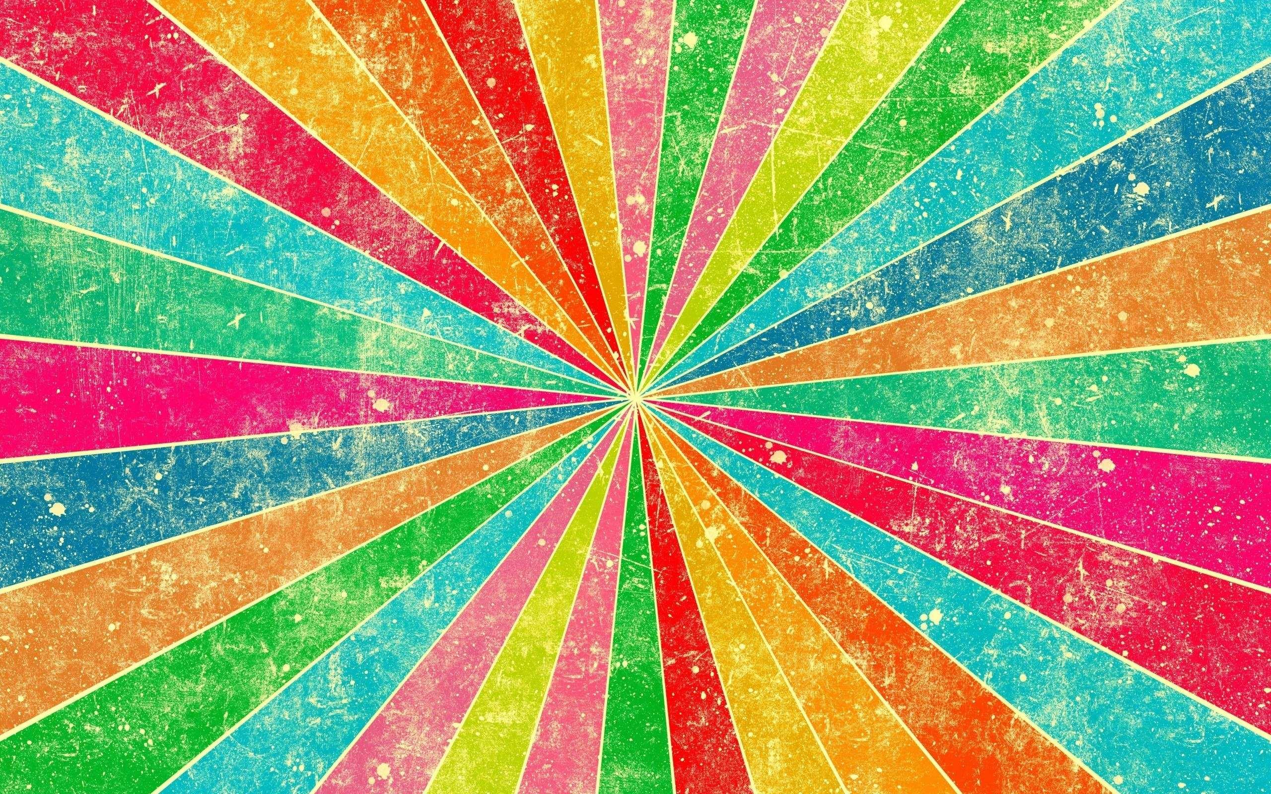 Rainbows Backgrounds 2560x1600
