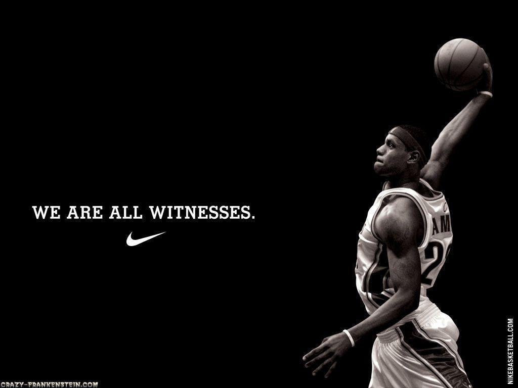 Nike Basketball Wallpapers 1024x768