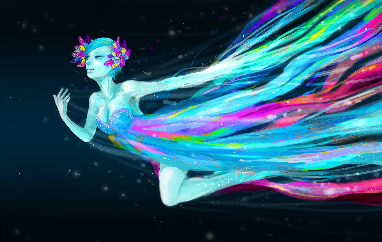 Artistic Dancer Wallpaper   ART Wallpaper 1500x949