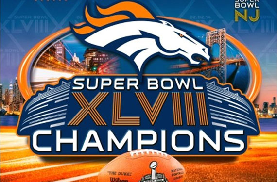 Denver Broncos Phantom Super Bowl XLVIII Champs Merchandise Chris 570x375