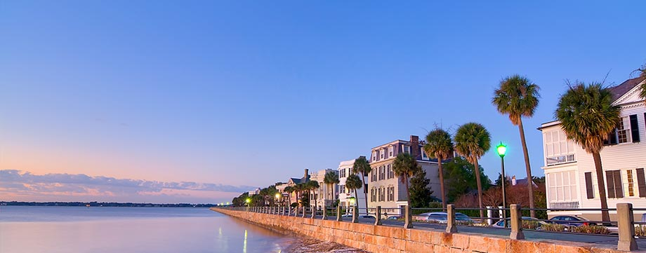 Charleston SC Area Map Information and Photos 920x361