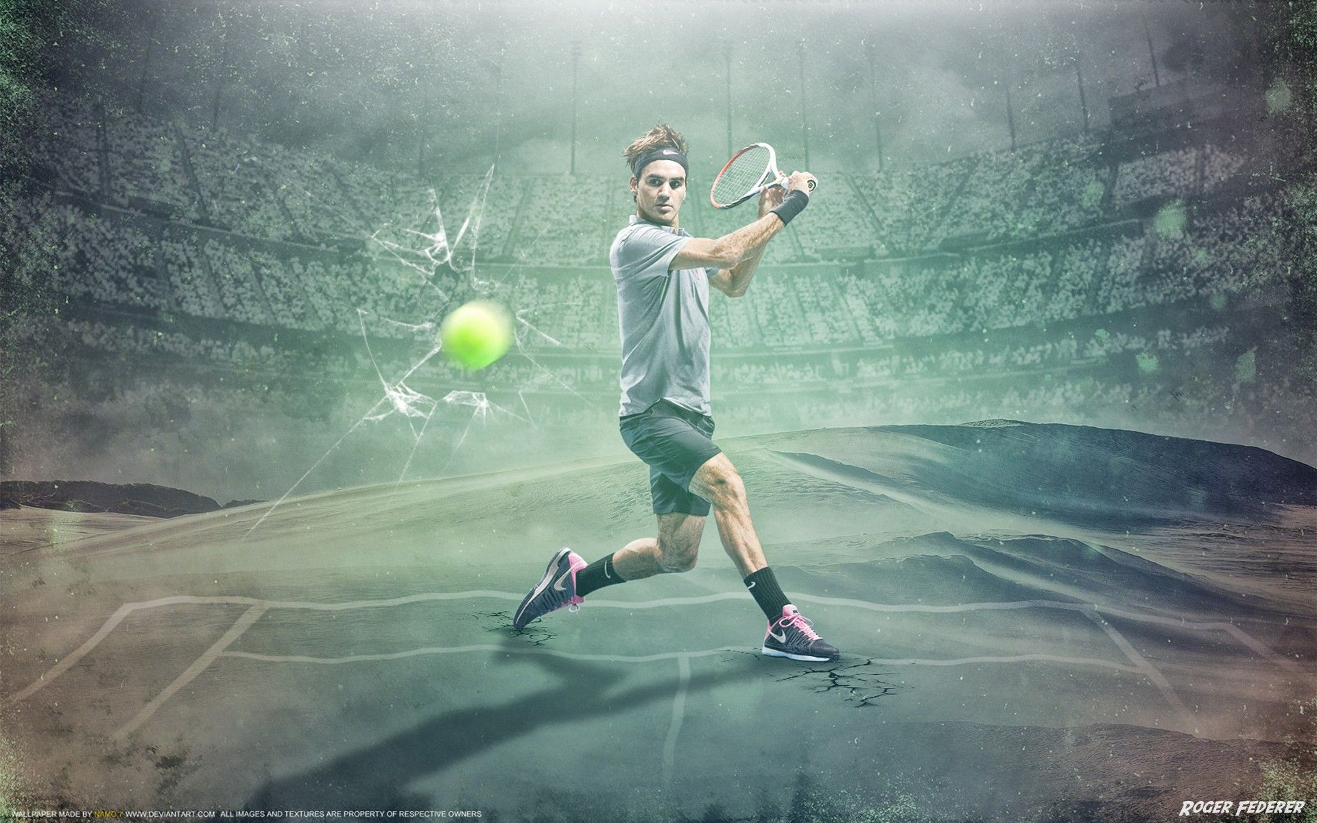 Roger Federer Tennis Player Stylish Image wallpaper Best HD 1920x1200