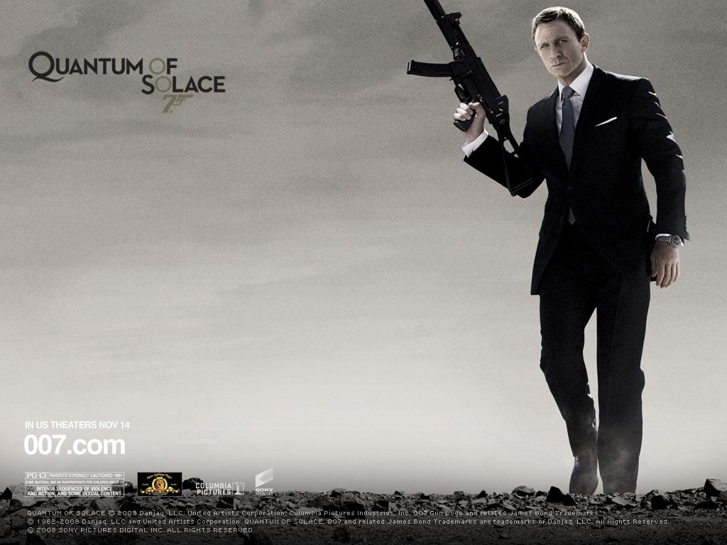 James Bond Wallpapers Wallpapersafari