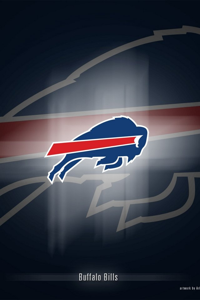 Buffalo Bills   Download iPhoneiPod TouchAndroid Wallpapers 640x960