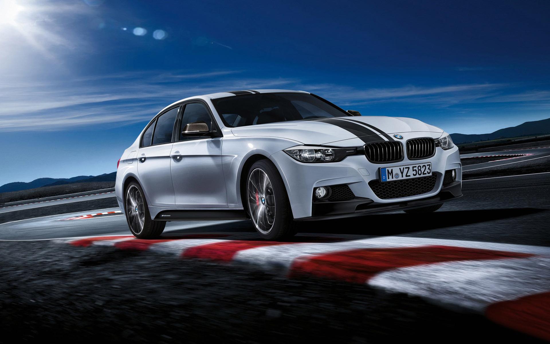 BMW F30 3 Series M Performance Wallpaper HD Car Wallpapers ID 1920x1200