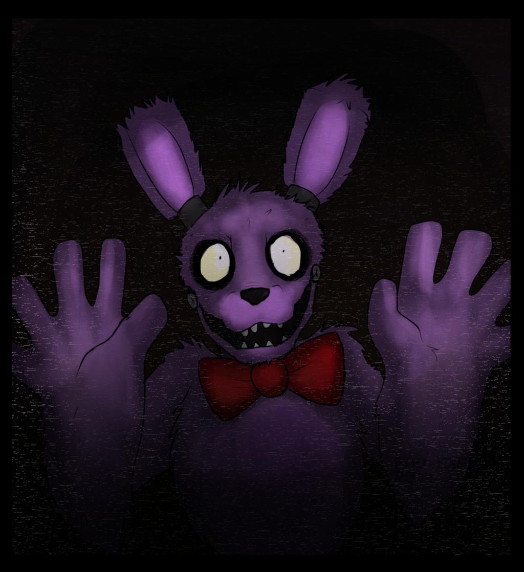 Bonnie The Bunny by Foo EXE 1024x1118