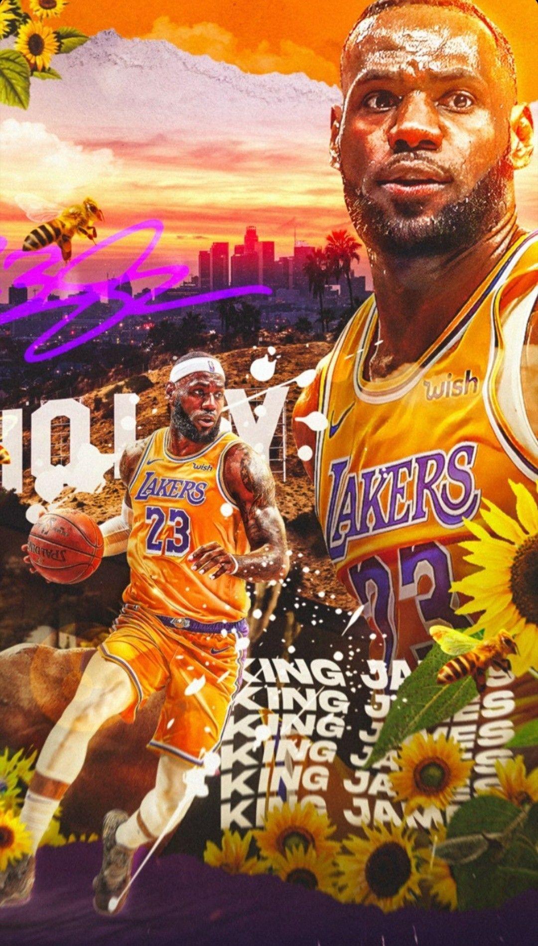 LeBron James wallpaper in 2020 Lebron james art Lebron james 1080x1899