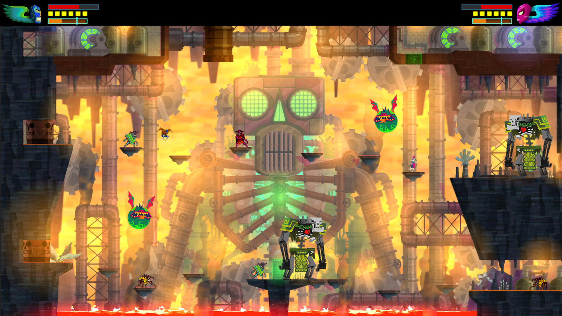 Guacamelee Super Turbo Championship Edition AppID 275390 1920x1080